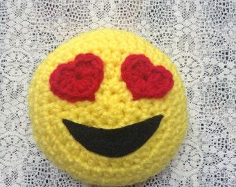 Amigurumi Smiley Ball : Amigurumi smileys Etsy