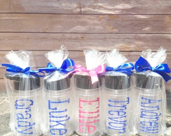 10 oz. Personalized Kids Water Bottle.