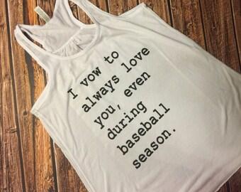 I vow to love you even through .... season