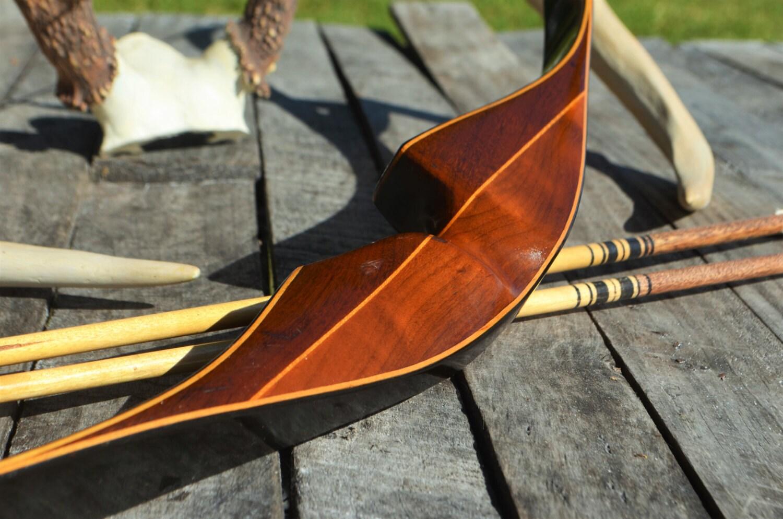 Archery Bow Vintage Recurve Bow 50 Bengal