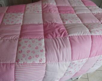 Baby blanket Playmat patchwork