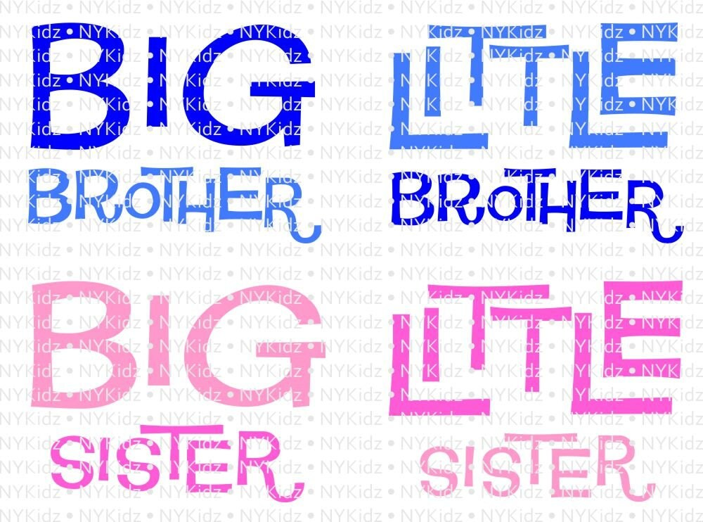 big bother and big sister