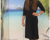 Aqua Modesta Modest swim dress style 2600A-1