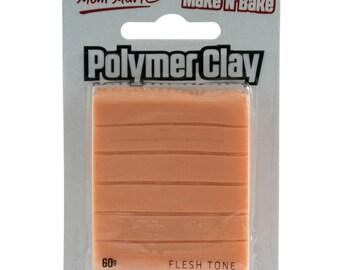 Mont Marte Make n Bake Polymer Clay - Flesh Tone