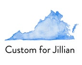 Virginia State for Jillian