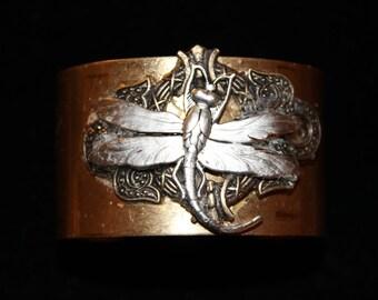 Dragonfly Cuff
