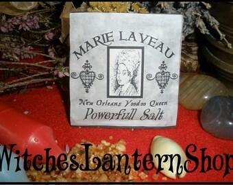 """Magic powder """"Powerfull salt Marie Laveau"""""""