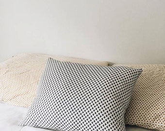 Handmade Patterned Pillow