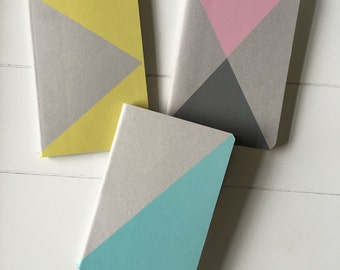 Set of 3 notebooks A6 (NB02)