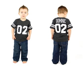 Football Birthday shirt, football party, sports birthday shirt, toddler football jersey, sports party, boys birthday party, football jersey