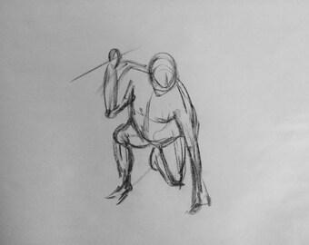 Man Pose 2