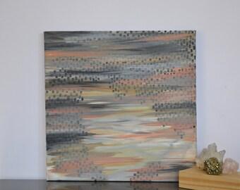 """Original Oil Painting """"Inversion"""""""