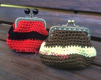 Purses at uncibetto-crochet money purse