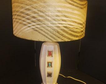 Super Retro Mid-century Table Lamp