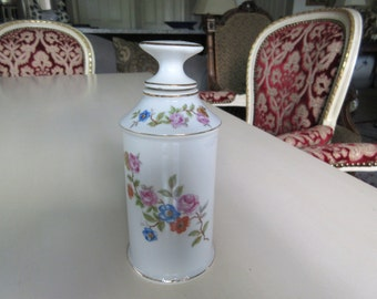 PERFUME BOTTLE with LID