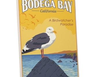 Steve Thomas 'Bodega Bay' Gallery Wrapped Canvas Print