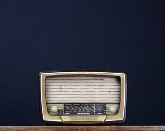 "Bluetooth 4.0 - 1955 - Vintage radio - A.BSOLUMENT ""Grandin"""