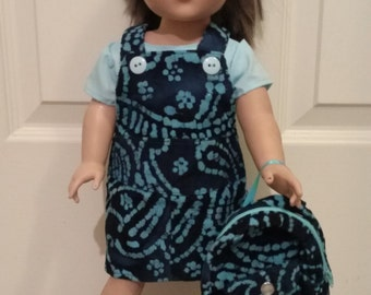 18 inch girl doll outfit # 57