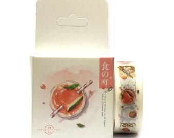 Washi Tape 10m Cuisine SM332224