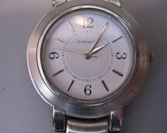 Men's Coach Wrist Watch