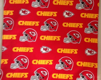 "Kansas City ""Chiefs"" Pillow Case/Cover"