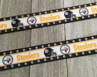 NFL Steelers Ribbon, Steelers Ribbon, Football Ribbon