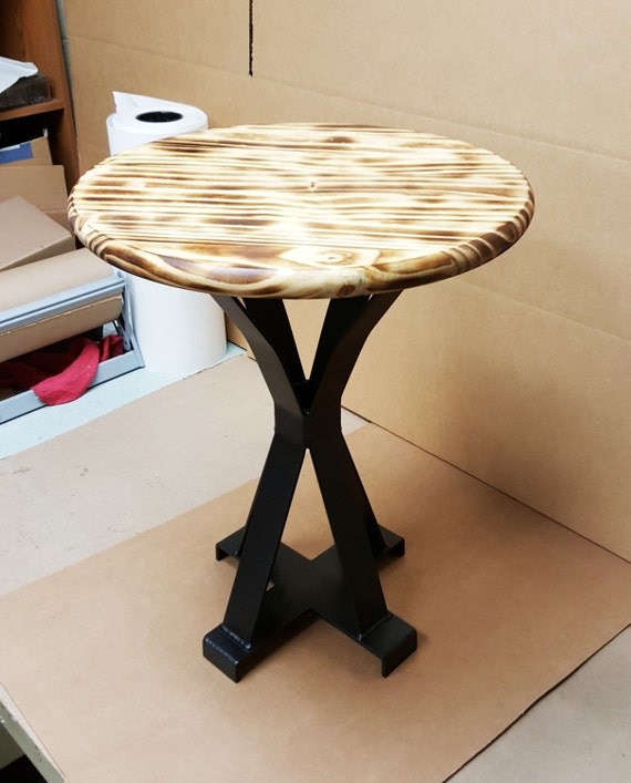 Etsy Round Coffee Tables: 18 Round Coffee Table Round Side Table By DVAMetal On Etsy