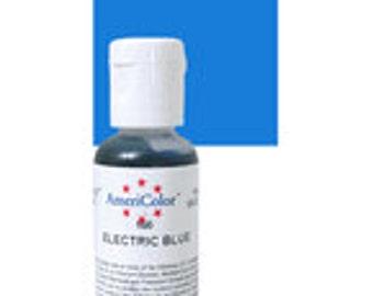 Americolor Electric Blue Gel Paste