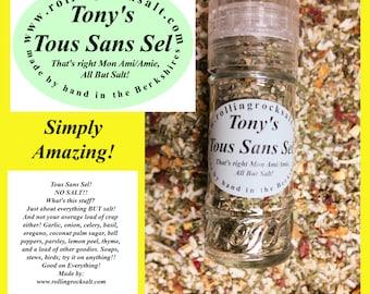 Tony's No Salt blend