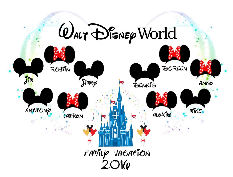 Ireland Vacation Ideas Walt Disney World Family Vacation 2017 2018 Personalised