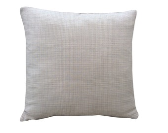 plain beige/biscuit linen type fabric scatter cushion cover/ pillow case in various sizes for home,sofa,lounge,bedroom,kitchen,living room