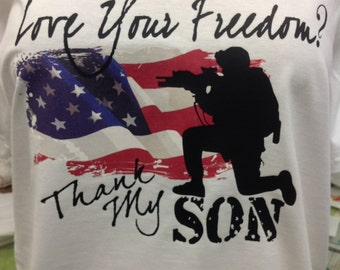 Love your Freedom shirt