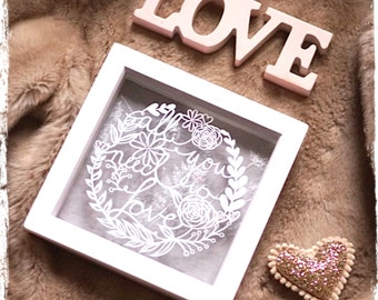 All You Need Is Love - Paper Cut