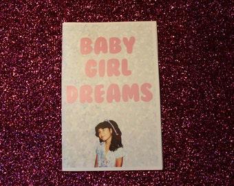 Baby Girl Dreams Zine