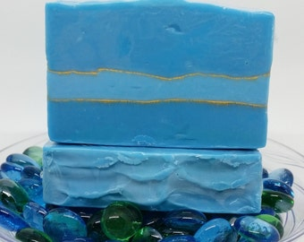 Mediterranean Sea ~ Artisan Cold Process Soap