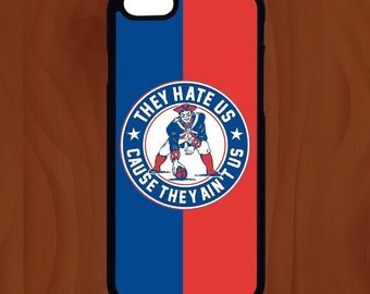 New England Patriots Phone Case - iPhone 6, 6s, 7, 6 Plus, 6s Plus, 7 Plus, Samsung  S6, S7