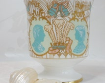 Coalport Marriage of Prince Charles and Lady Diana Spencer Limited Edition Commemorative Goblet 1981 Vintage Collectable