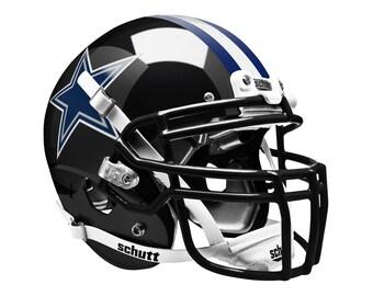 Items similar to dallas cowboys helmet on etsy - Dallas cowboys concept helmet ...