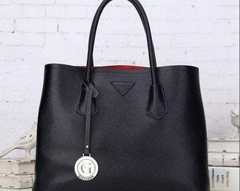 Prad bag black large