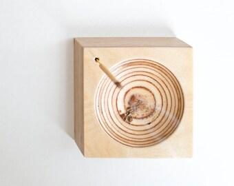 Incense stick holder / candle holder / incense burner / natural incense bowl
