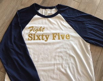 Fight Sixt Five Baseball Shirt