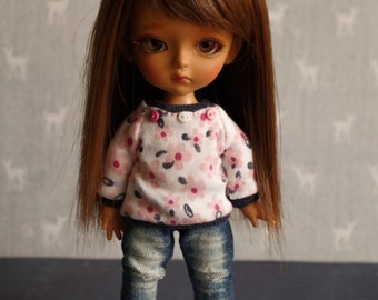 ElDollRado - Lati Yellow & Pukifee sweater