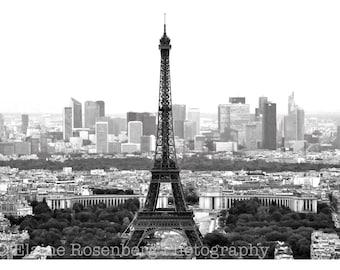 Eiffel Tower, Tour de Eiffel, Travel Photography, Wall Art, Paris