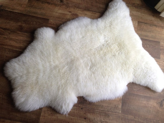 White sheepskin rugs real sheepskin xxl by mccaffreyirishstore for Ikea ship to new zealand