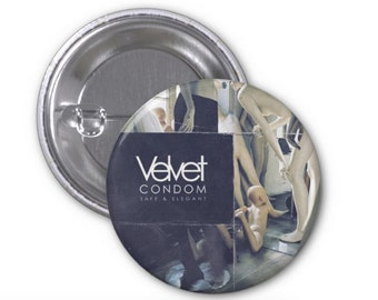 "Velvet condom ""safe and elegant"""