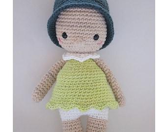 Mini Amelie - Crochet Pattern by {Amour Fou}
