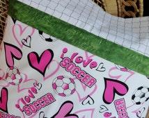 Popular Items For Soccer Bedding On Etsy