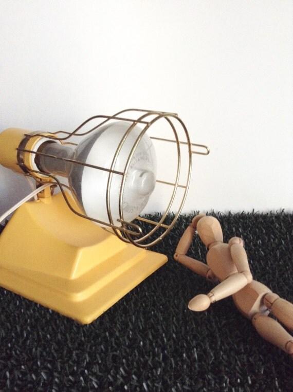 sun lamp cage tanning light retro timer sun lamp indoor tanning. Black Bedroom Furniture Sets. Home Design Ideas