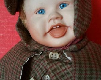 Baby Sherlock Holmes by Ashton Drake Galleries