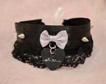 Intimate Kitten Collar (BDSM PROOF)